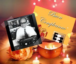 Buon compleanno Emanuele Gagliardi