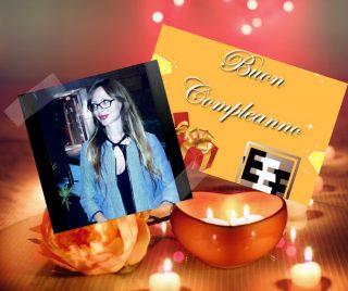 Buon compleanno Lory Cocconcelli