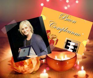 Buon compleanno Maria Gabriella Olivi