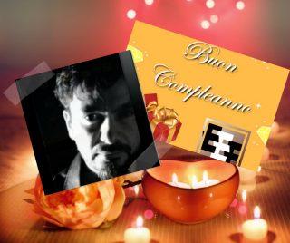 Buon compleanno Simone Fanni