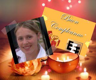 Buon compleanno Nicoletta Parigini
