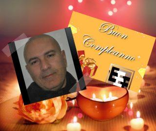 Buon compleanno Massimo Licari