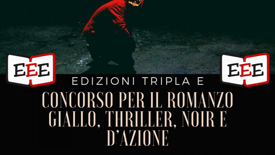 Concorso per il romanzo giallo, thriller, noir e d'azione