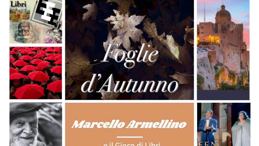 Marcello Armellino e il Gioco di Libri